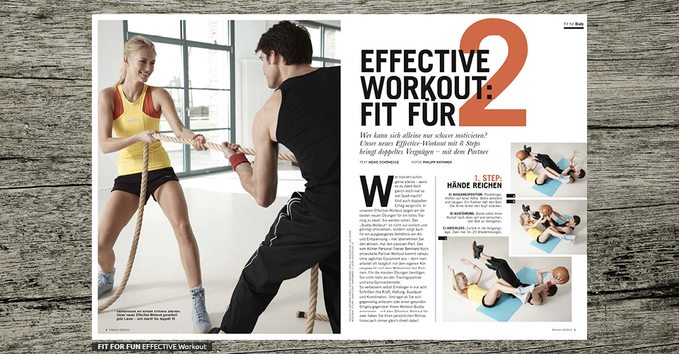 FIT FOR FUN - EFFECTIVE Workout