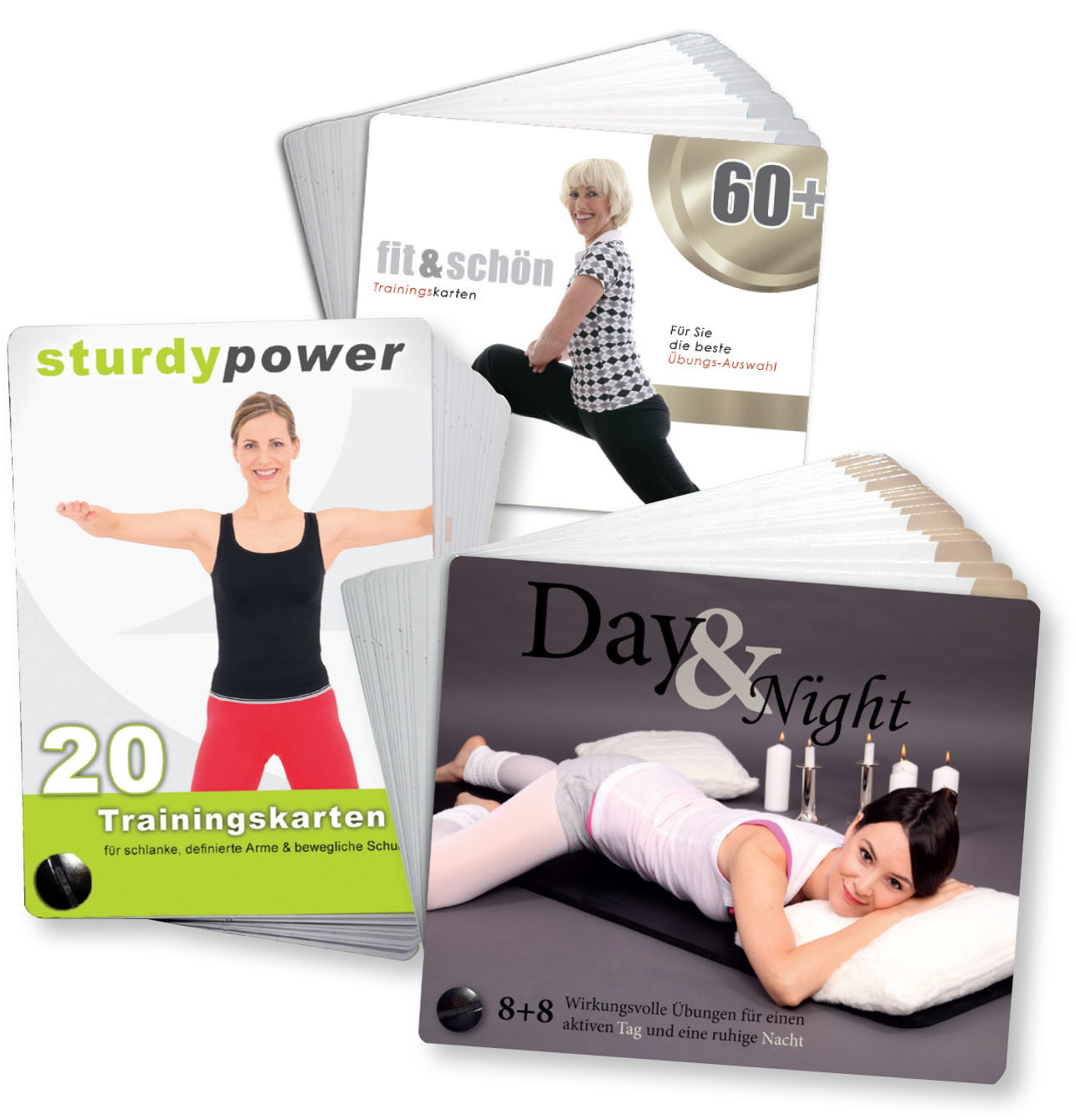 "Buchkarten – Bundle ""Health"""