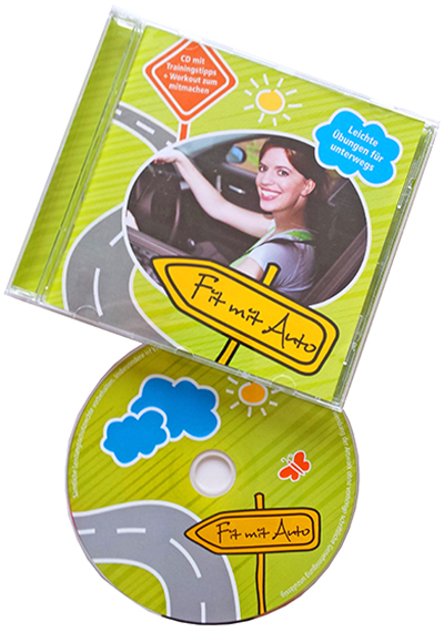 CD - Fit mit Auto