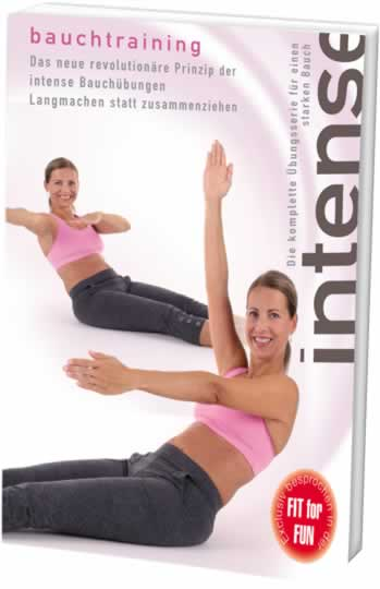 DVD - Intense Bauchtraining