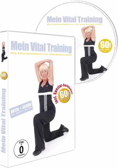 DVD - Mein Vital Training
