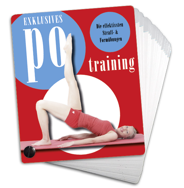 Fiteness-Set - Exklusives Po-Training